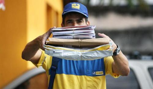 tentativas de entrega correios - Funcionários dos Correios entram em greve a partir desta segunda-feira