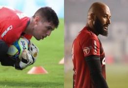 Após mais uma falha, Flamengo mantém carma dos goleiros