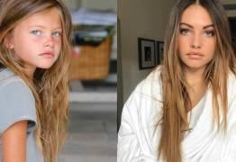 'Menina mais bonita do mundo' brilha na Semana de Moda de NY