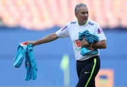 Tite terá 16 dos 24 convocados em seu primeiro treino na Granja Comary