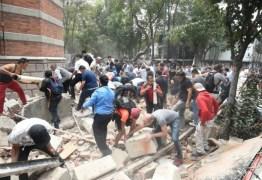 VEJA VÍDEO: Pessoas registram destruição causada pelo terremoto no México