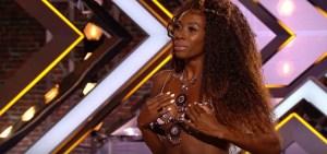 x factor brasileira 3 fixed big 300x141 - VEJA VÍDEO: Brasileira tira a roupa em reality show britânico e deixa jurados assustados