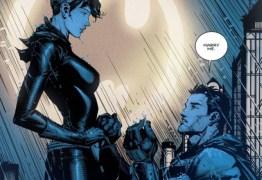 Mulher-Gato aceita pedido e Batman irá se casar