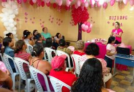 Secretaria de Desenvolvimento Social de Patos realiza evento em alusão ao Outubro Rosa