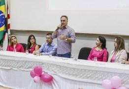 Luciano Cartaxo lança programação do Outubro Rosa