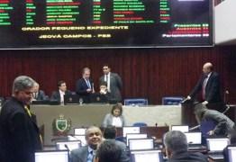 Empréstimo de R$ 189 mi é aprovado pela ALPB para secretaria estadual de Infraestrutura