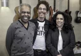 Gal Costa promete surpresas em show com Gil e Nando em João Pessoa