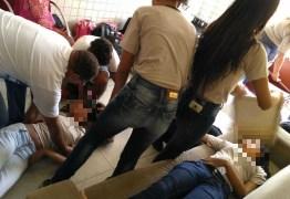 Alunos desmaiam durante atividade do Exército em escola