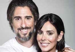 Marcos Mion revela como descobriu câncer de mama da esposa: 'Eu senti'