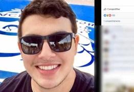 Filho de prefeito é preso suspeito de agredir namorada