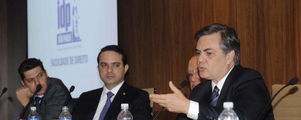 Cássio Reforma 1200x480 - Em São Paulo, Cássio reitera posicionamento contra fundo público de campanha