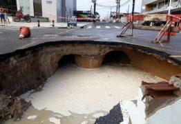 Cartaxo envia projeto à CMJP para disciplinar buracos da Cagepa em João Pessoa