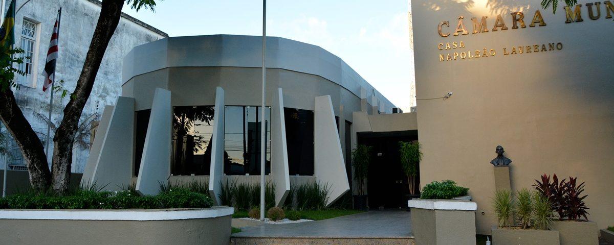 CMJP Fachada 1200x480 - Através de nota, Câmara de João Pessoa homenageia professores