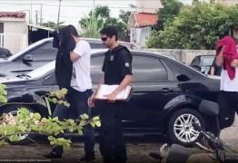 Dois homens são presos em João Pessoa durante operação da Polícia Federal contra tráfico -VEJA VÍDEO