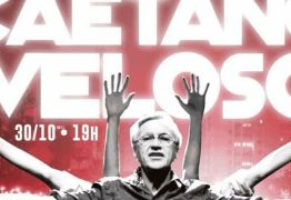 Censura a show de Caetano ressuscita fantasmas da ditadura