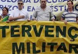 Ditadura, não. Intervenção militar, já. Acorda Brasil! – Por Rui Galdino