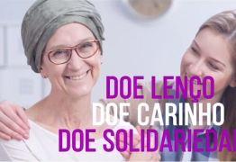 Assembleia Legislativa faz campanha de arrecadação de lenços para pacientes com câncer – VEJA VÍDEO