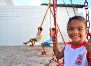 Sedec Crei Sta Teresinha 14 300x218 - Luciano Cartaxo entrega requalificação de escola na Praia da Penha nesta quarta-feira