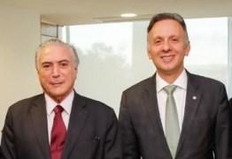 LÍDER NÃO DEFENDE: Depois de Lula e Dilma, Aguinaldo Ribeiro já ensaia abandonar Temer