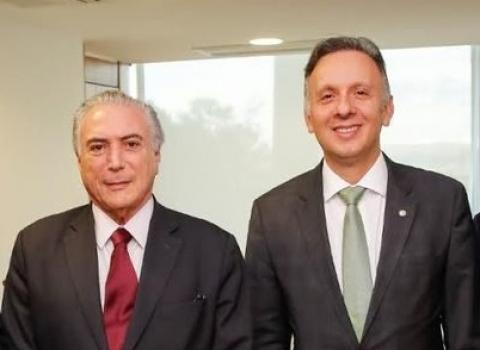 aggg - LÍDER NÃO DEFENDE: Depois de Lula e Dilma, Aguinaldo Ribeiro já ensaia abandonar Temer