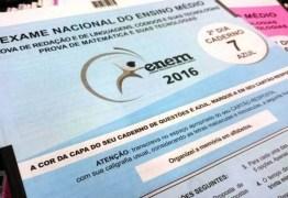 Candidatos que fraudaram o Enem em 2016 serão eliminados neste ano