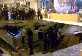Camarote desaba durante show de Ivete em Aracaju e deixa vários feridos – VEJA VÍDEOS