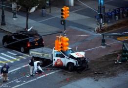 VEJA VÍDEO: Atentado com caminhonete e tiros deixa vários mortos e feridos em Nova York