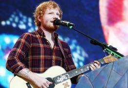 Ed Sheeran é atropelado enquanto andava de bicicleta, diz site