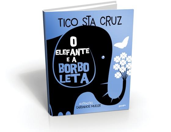 elefante - Do rock para a literatura infantil: Tico Santa Cruz lança seu primeiro livro