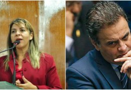Eliza defende saída de Aécio da presidência do PSDB e afastamento voluntário do Senado