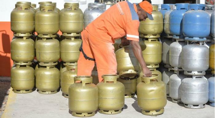 gás de cozinha - Preço do gás de cozinha é reajustado em 8,5% a partir desta terça-feira
