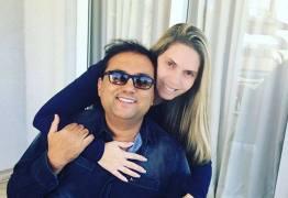 Namorada de Marcelo Rezende esclarece boatos de suposto affair com Geraldo Luis