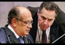 VEJA VÍDEO: Gilmar Mendes e Luís Roberto Barroso voltam a trocar farpas na tribuna do STF