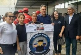 Luciano Cartaxo diz que 'até final do ano guarda municipal andará armada'