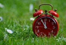 Horário de verão começa no próximo domingo