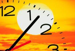 Horário de verão já está valendo; Confira quais estados precisam ajustar os relógios