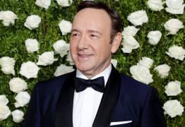 Emmy cancela homenagem a Kevin Spacey após acusação de abuso