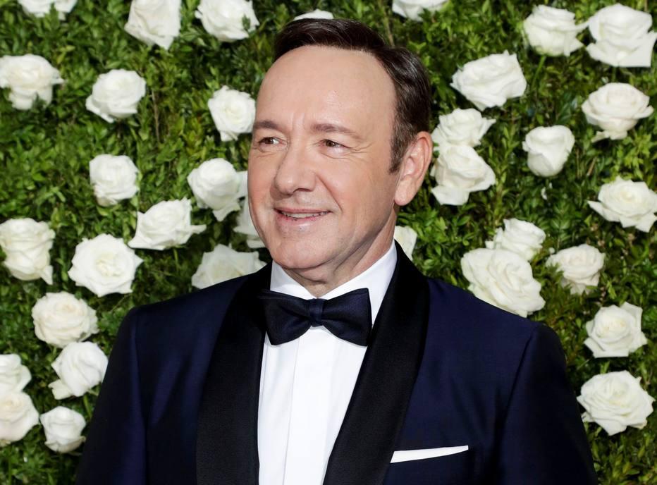 kevin spacey - Emmy cancela homenagem a Kevin Spacey após acusação de abuso