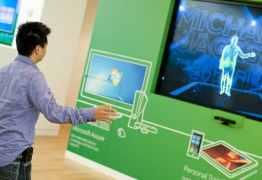 Microsoft encerra produção do kinect após dificuldades com produtores