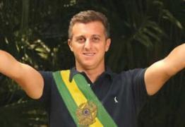 PRESIDENTE 2018: Partido convida apresentador para disputar eleições