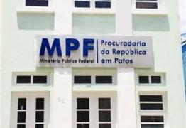 OPERAÇÃO RECIDIVA: MPF recomenda que prefeituras da PB paralisem obras feitas por empresas investigadas