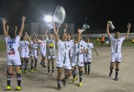 FPF confirma campeonato paraibano feminino de futebol para dezembro