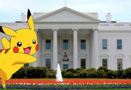 Pikachu é preso após tentar invadir a Casa Branca