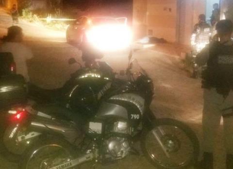 policia 1 - Policial mata esposa e comete suicídio em Patos