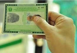 Governo muda atendimento para emissão de carteira de identidade