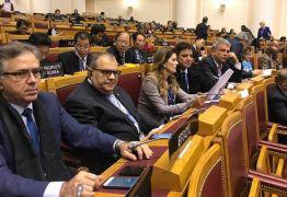 Rômulo Gouveia representa o Brasil na 137ª Assembleia Geral da União Interparlamentar