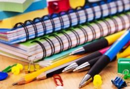 Procon divulga itens que não podem ser cobrados em lista de material escolar; VEJA
