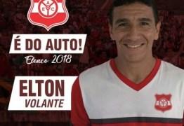 Auto Esporte confirma contratação de volante ex-Botafogo-PB e ABC