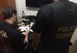 Polícia Federal realiza Operação em João Pessoa contra pedofilia na internet