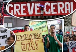 Centrais Sindicais convocam greve geral contra reforma da previdência